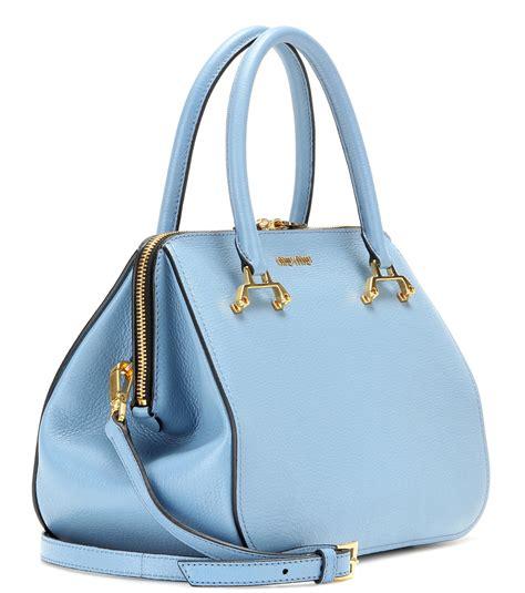 Bilsons Miu Miu Purse by Miu Miu Leather Shoulder Bag Replica Miu Miu Bags