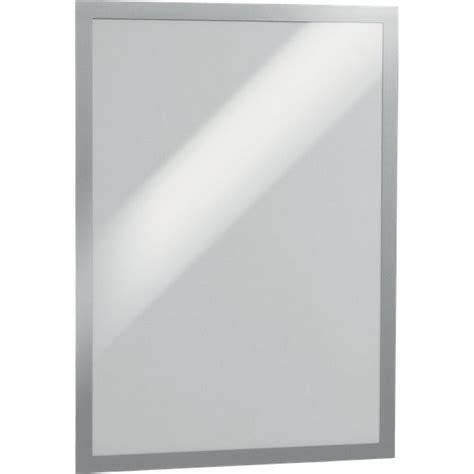 cornici adesive magaframe durable a3 argento 4873 23 conf 2