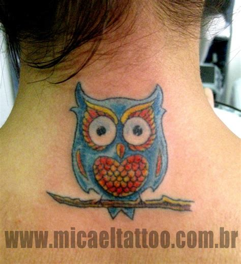 wise owl tattoo removal crazy owl tattoo owl neck tattoo on tattoochief com