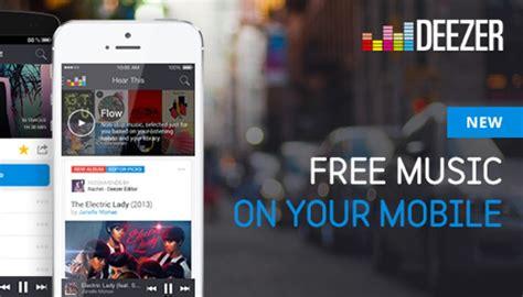 Format Email Deezer | deezer music streaming service update enables mac beta and
