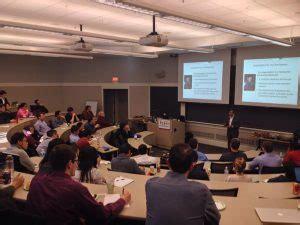 Carnegie Mellon Mba Events by Carnegie Mellon Hosts Steve Sashihara On Optimization