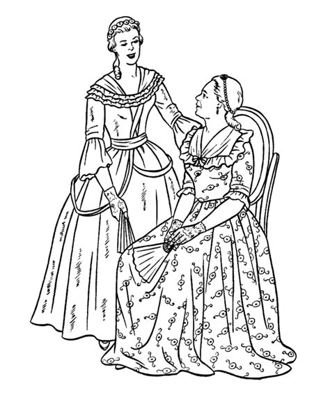 colonial boy coloring page colonial coloring pages only coloring pages