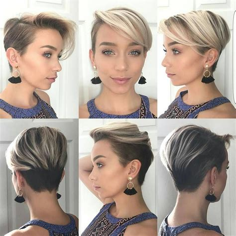 Hair Style Photos For Pixie Bob Cut by 10 Pixie Hairstyles To Fit Flatter