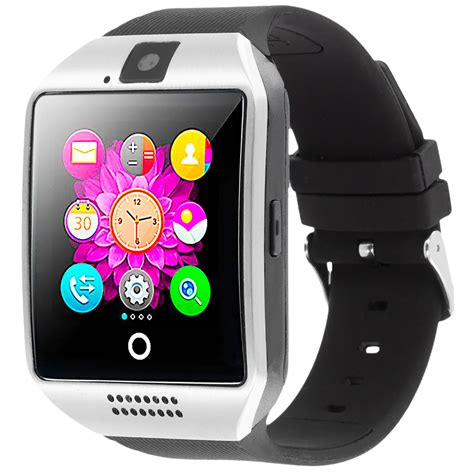 Smart Q18 New by Q18 Smart Wrist Bluetooth Waterproof Gsm Phone For