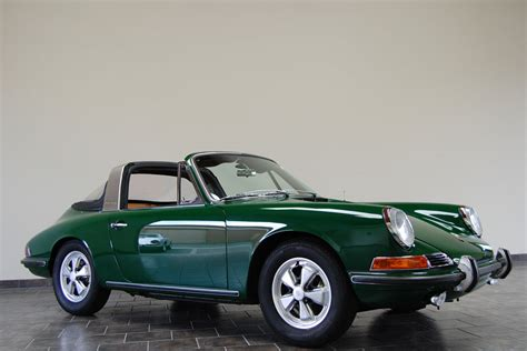 porsche irish green cars previously sold 1967 porsche 911s soft window