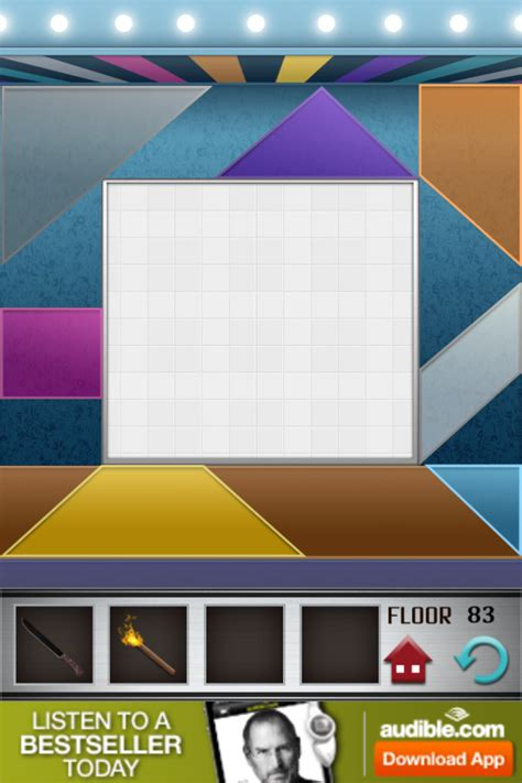 100 Floors Escape Level 83 - 100 floors level 85 home plan