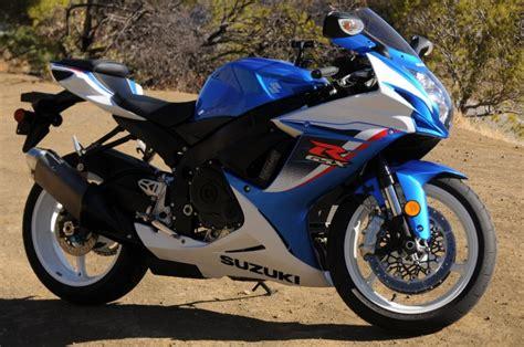 2014 Suzuki Gsx R600 2014 Suzuki Gsx R600 Review Rideapart