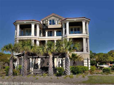 oceanfront homes in myrtle