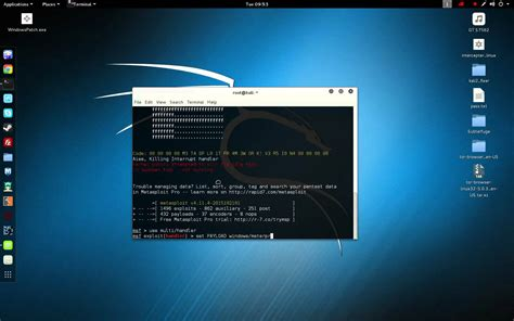 kali linux set toolkit tutorial kali linux 2 0 hack windows 10 8 8 1 7 with metasploit