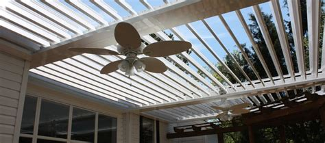 Louvered Pergola Adjustable Slats That Are Moveable Adjustable Louvered Pergola
