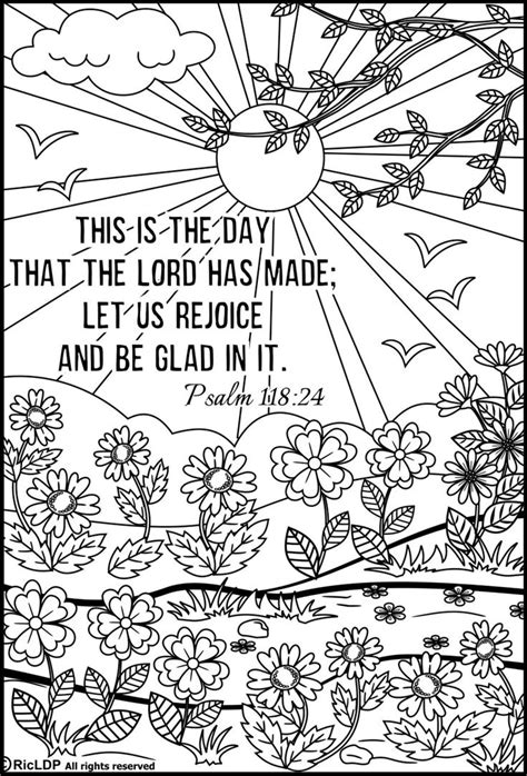 Galerry free printable coloring pages bible verses