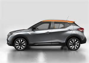 nissan new suv car nissan news nissan kicks compact crossover goes into