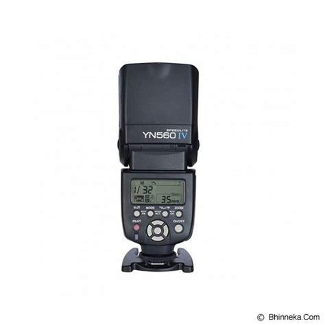 Flash Kamera Yongnuo jual yongnuo lu flash kamera yn 560 iv merchant murah bhinneka