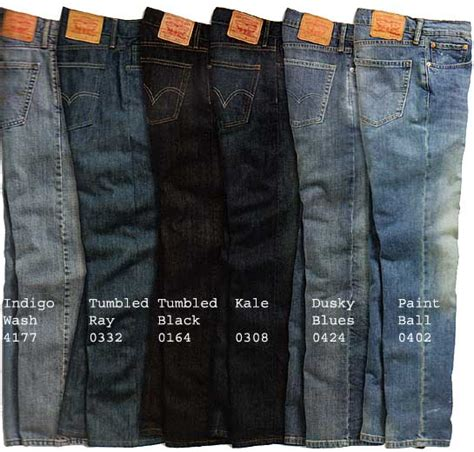 levis color code levi s color code pictures to pin on pinsdaddy