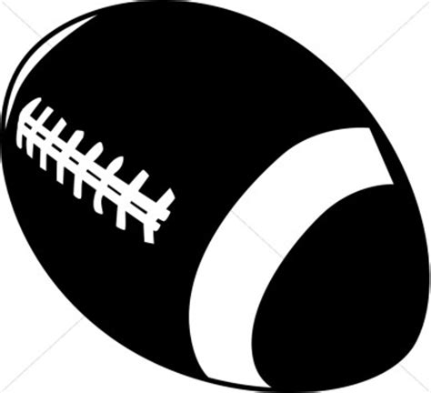 football ball silhouette vector silhouette football cliparts co