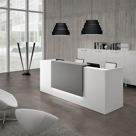 Small Office Reception Desk Modular Reception Desk Z2 By Quadrifoglio Sistemi D Arredo Design Centro Design Quadrifoglio