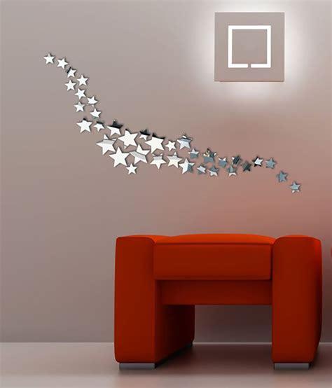 buy wall stickers wall1ders 3d acrylic mirror wall sticker buy