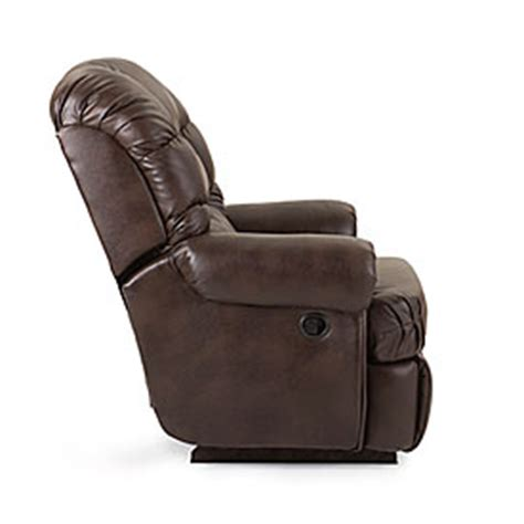 stratolounger leather recliner the big one logins espresso recliner
