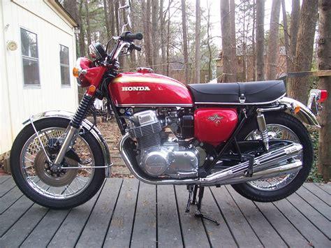 1975 honda cb750 restored honda cb750 1975 photographs at classic bikes
