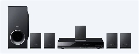 dav tz140 home theater sony us