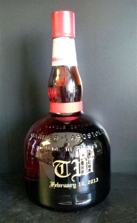 personalized liquor and spirit bottles from crystal images