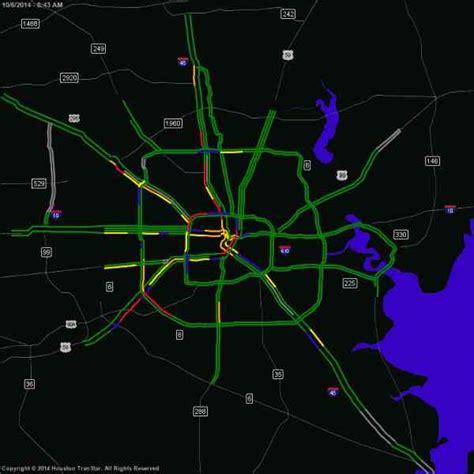 transtar map houston transtar traffic map holidaymapq