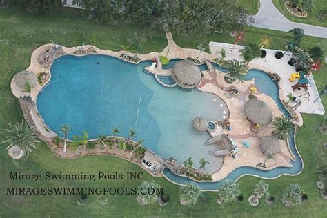 biggest backyard pool largest backyard swimming pool not surprising from texas