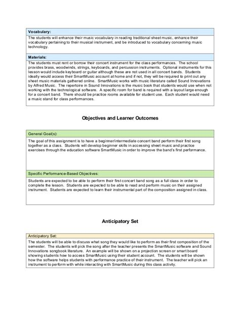 technology integration lesson plan template lesson plan symbol swat free lesson