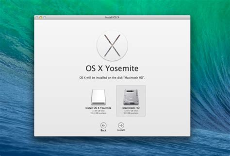 Cara Membuat Os X Yosemite Boot Installer Usb Drive | cara membuat os x yosemite boot installer usb drive