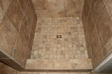 Best Tile For Bathroom Shower Tile Shower Pan