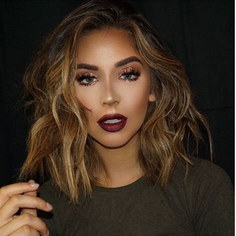 Fall Makeup Trends The Lip 2 by How To Rock Lip Makeup Trend Berry Lip Makeup