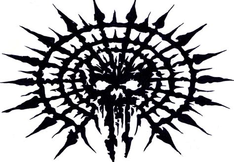 chaos star tattoo designs chaos warhammer chaos symbol chaos symbol with