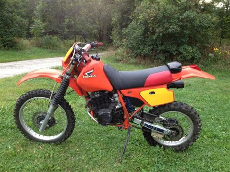 honda xr350r buy 1985 honda xr350r in excellent condition and ready on