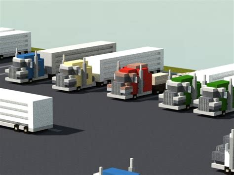 minecraft truck stop nevada truck stop minecraft project