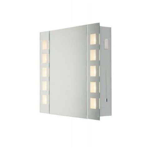 Bathroom Mirror Cabinet With Shaver Socket Bathroom Mirror Cabinet With Shaver Socket Zen99 The Lighting Superstore