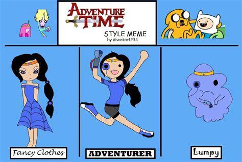 Meme Adventure Time - adventure time meme by ealgarcia on deviantart