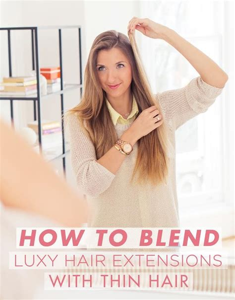 how to use hair extension to cover thinning hair on crown sometimes it can be a little tricky to fully hide the