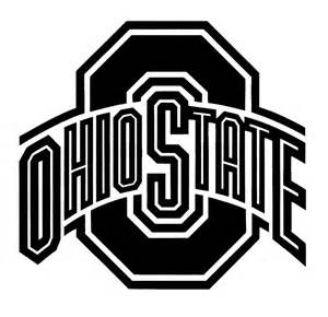ohio state coloring pages free coloring pages of ohio state logo