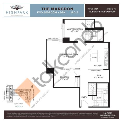 daniels high park floor plans daniels high park floor plans amazing daniels high park