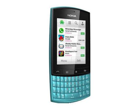 Hp Nokia Asha 303 Second nokia asha 303 mobile phone price in india specifications