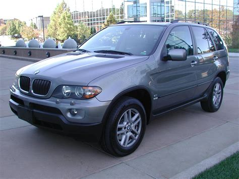 Bmw X5 2004 by Bmw X5 3 0i 2004 Technical Specifications Interior And