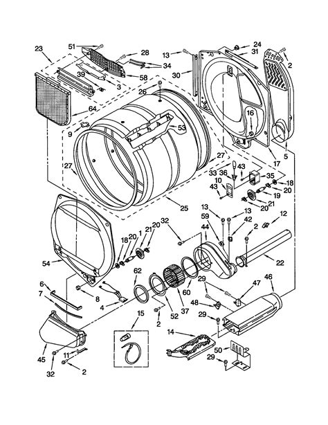 kenmore he3 dryer heating element wiring diagram get