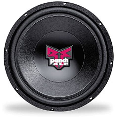 400 Ft To Meters rockford fosgate punch rfp2410 xlc sub woofers each at