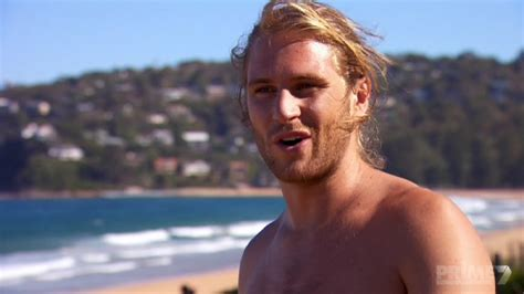 george shirtless in home and away auscaps