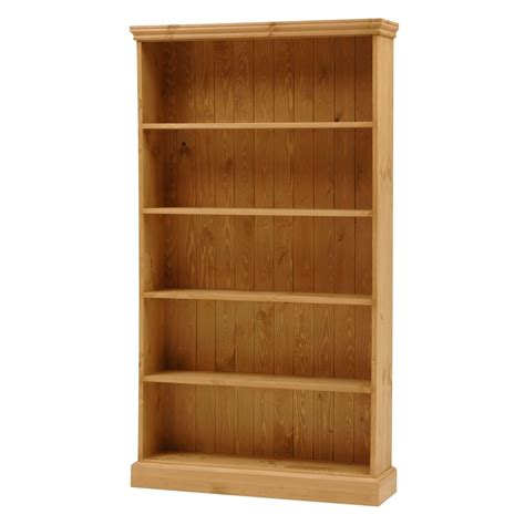 bookcases pine oak and solid wood bookcases pine