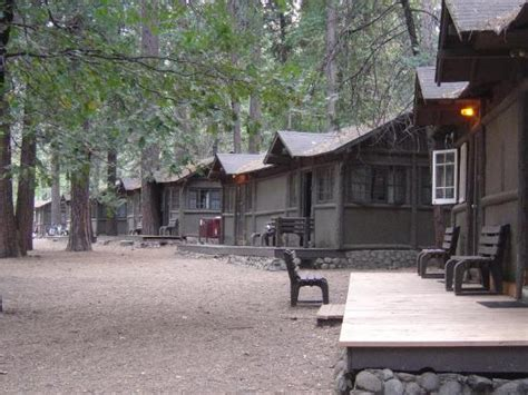 Yosemite Cing Cabins Curry by Bring Your Chairs To Enjoy The Porch Picture Of Curry