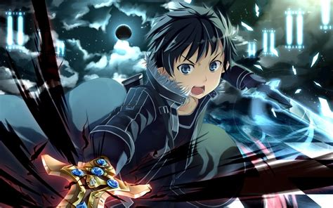 hot animated themes sword art online windows 10 theme themepack me