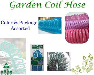 Garden Hose Easy To Coil Garden Irrigation Products Manufacturer Make The Watering
