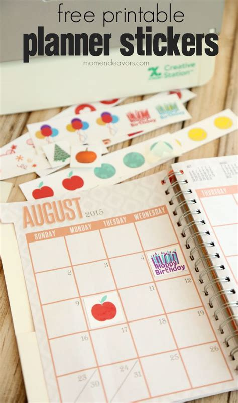 printable planner stickers 2015 diy planner stickers free printable