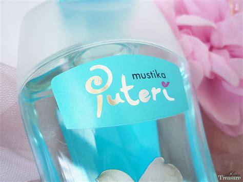 mustika puteri splash white silver treasure